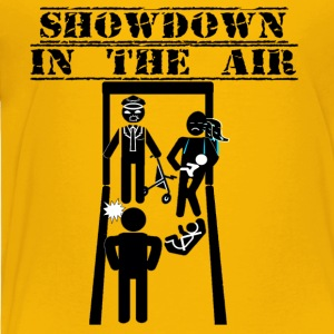 Showdown In The Air - American Fiasco - Toddler Premium T-Shirt