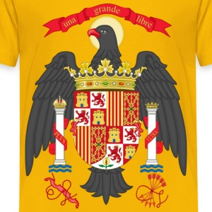 Coat of Arms of Spain 77-81' - Toddler Premium T-Shirt