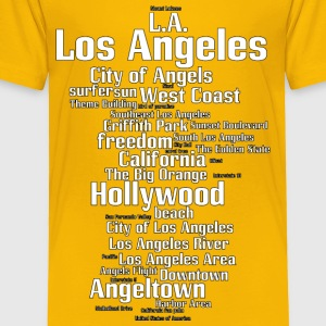 Los Angeles (L.A. Angeltown) - Toddler Premium T-Shirt