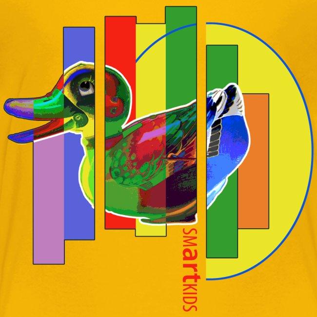 smARTkids - Gutsy Duck