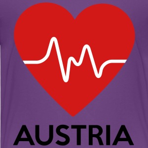 Heart Austria - Toddler Premium T-Shirt