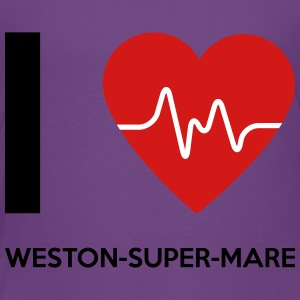 I Love Weston-super-Mare - Toddler Premium T-Shirt