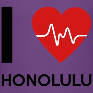 I Love Honolulu - Toddler Premium T-Shirt