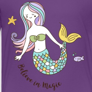 Mermaid - Toddler Premium T-Shirt
