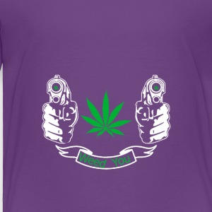 weed_you - Toddler Premium T-Shirt