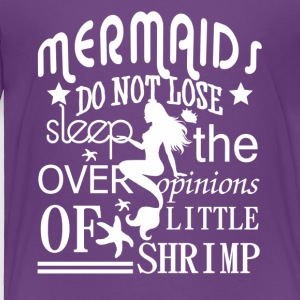 MERMAID TEE SHIRT - Toddler Premium T-Shirt