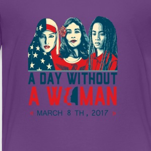 Women's March-On International Women's Day, March - Toddler Premium T-Shirt