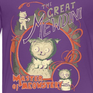 Mewdini - Toddler Premium T-Shirt