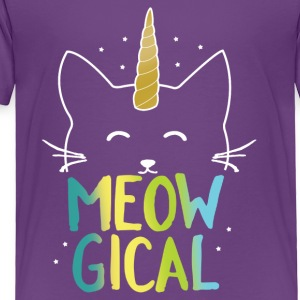 Meowgical - Toddler Premium T-Shirt