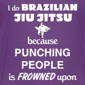 Brazilian Jui Jitsu Love Gift- cool shirt, hoodie - Toddler Premium T-Shirt