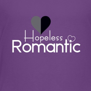 Hopeless Romantic - Toddler Premium T-Shirt