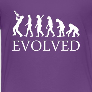 Trombone Evolution - Toddler Premium T-Shirt