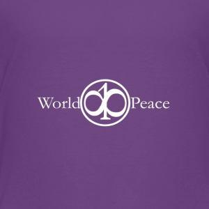 MDE: World Peace Logo - Toddler Premium T-Shirt