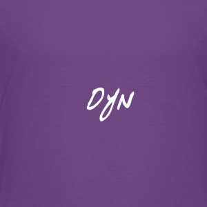 Dynamic Mini Logo! - Toddler Premium T-Shirt