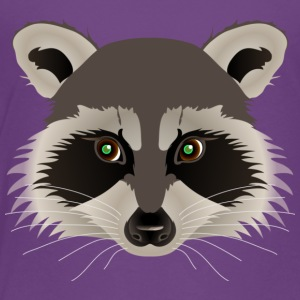 racoon - Toddler Premium T-Shirt