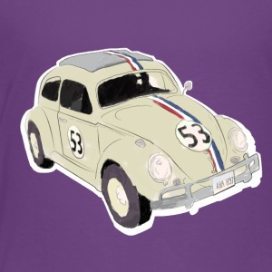 Herbie the Love Bug - Toddler Premium T-Shirt