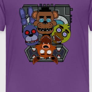 Five Nights at Freddy s - Toddler Premium T-Shirt