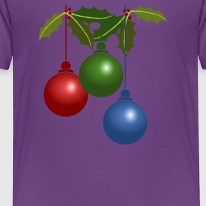 Christmas Ornament 5 - Toddler Premium T-Shirt