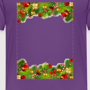 Christmas Ornament - Toddler Premium T-Shirt
