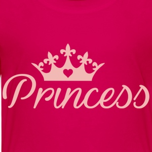 Crown Princess - Toddler Premium T-Shirt