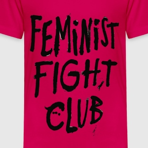 Feminist Fight Club - Toddler Premium T-Shirt