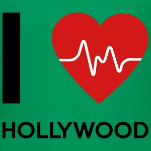 I Love Hollywood - Toddler Premium T-Shirt