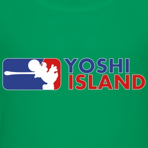 MAJOR YOSHI ISLAND - Toddler Premium T-Shirt