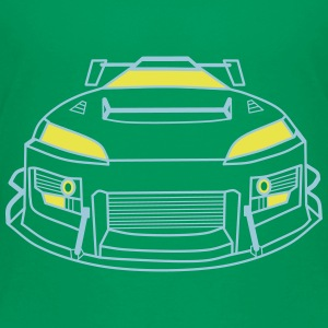 Race car - Toddler Premium T-Shirt
