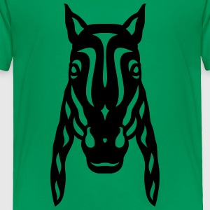 Horse face Rick - Toddler Premium T-Shirt