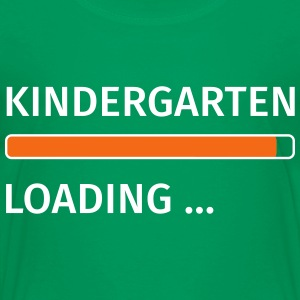 Kindergarten loading - Toddler Premium T-Shirt