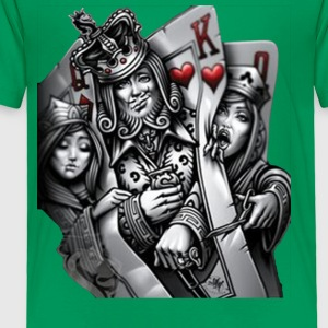 card poker - Toddler Premium T-Shirt