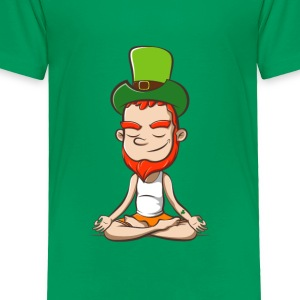 Irish Zen - Toddler Premium T-Shirt