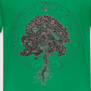 The Tree of Knowledge - Toddler Premium T-Shirt