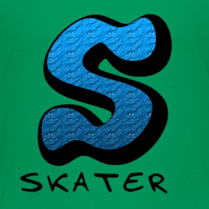 Savage skater logo - Toddler Premium T-Shirt