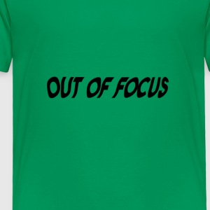 Out Of Focus - Basic logo tee - Toddler Premium T-Shirt