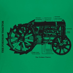 The Fordson Tractor - Toddler Premium T-Shirt