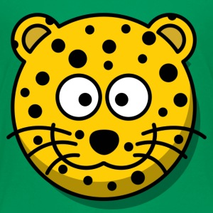 cheetah funny comic style - Toddler Premium T-Shirt