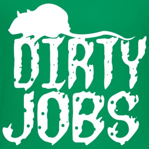 Dirty jobs - Toddler Premium T-Shirt