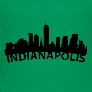 Arc Skyline Of Indianapolis IN - Toddler Premium T-Shirt
