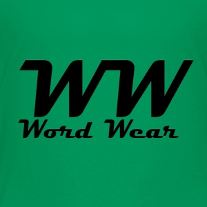 Word Wear - Toddler Premium T-Shirt