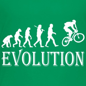 Evolution Cycling - Toddler Premium T-Shirt