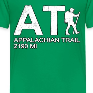 Appalachian Trail AT Hiker - Toddler Premium T-Shirt