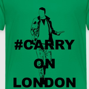 Carry On London - Toddler Premium T-Shirt