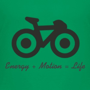 Energy, Motion and life - Toddler Premium T-Shirt