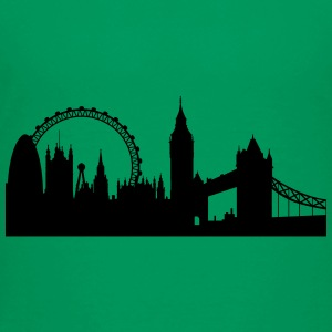 london silhouette 2 - Toddler Premium T-Shirt