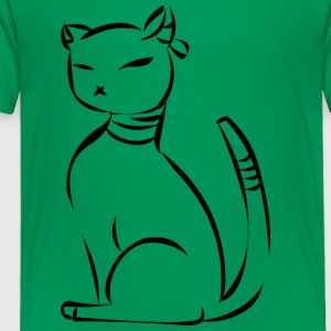 bastet - Toddler Premium T-Shirt