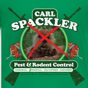 Carl Spackler Pest and Rodent Control - Toddler Premium T-Shirt