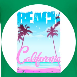 beach-California - Toddler Premium T-Shirt