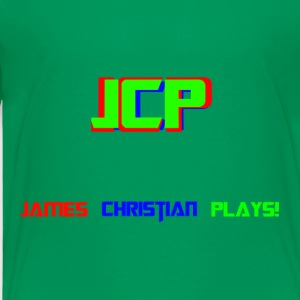 James Christian Plays! - Toddler Premium T-Shirt