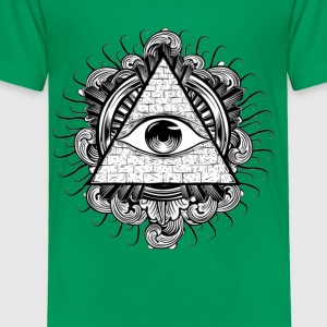All Seeing Eye! - Toddler Premium T-Shirt